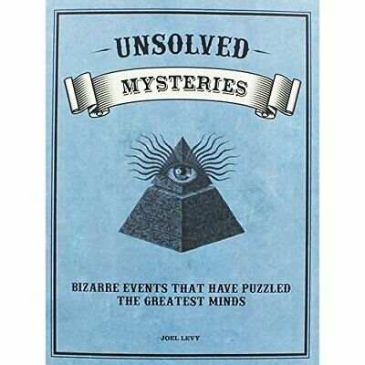 Unsolved Mysteries Book The Cheap Fast Free Post