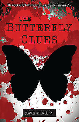 The Butterfly Clues by Kate Ellison (Paperback, 2013) New Book