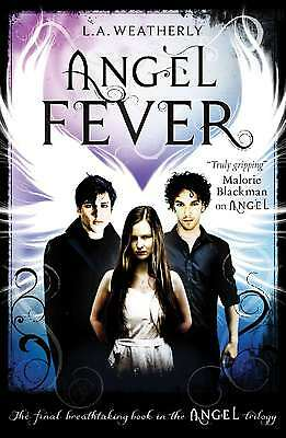 Angel Fever (Angel Trilogy),New Condition