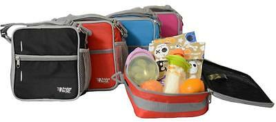 Fridge to Go Lunch Box Sml Red