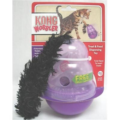 Kong Company Cat Wobbler Purple PW4