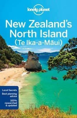 NEW New Zealand's North Island By Lonely Planet Travel Guide Paperback