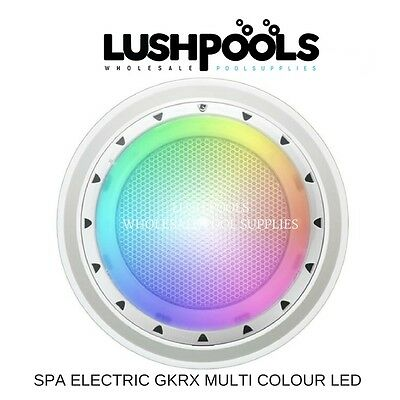 Spa Electric Gkrx Lmv R1 - Multi Colour Multi Voltage Led Light + Plug Seal Kit