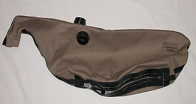 Bannatyne Synthetic Pipe Bag with Zipper for Bagpipes