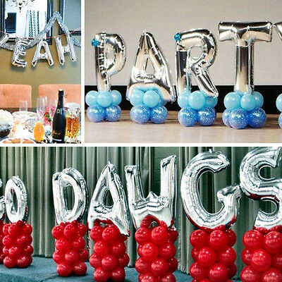 Foil Letters Balloons Year Birthday Party and Wedding Decoration love Ballon top