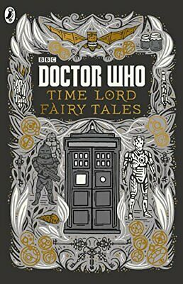 Doctor Who: Time Lord Fairy Tales by Various Book The Cheap Fast Free Post