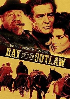 Day Of The Outlaw DVD
