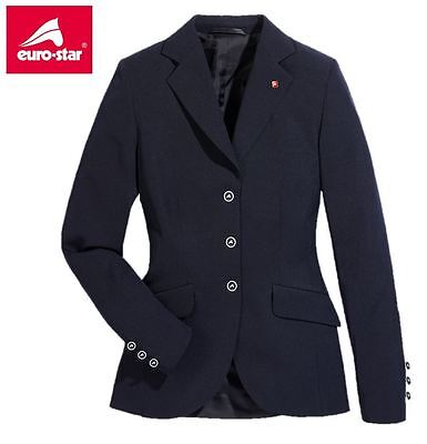 Euro-Star Jeanette Competition Show Jacket - FREE P&P