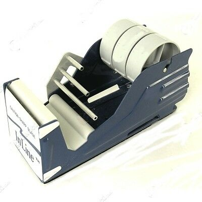 """3"""" Multi Roll Table Top Tape Dispenser Shipping/packing Sl7336"""