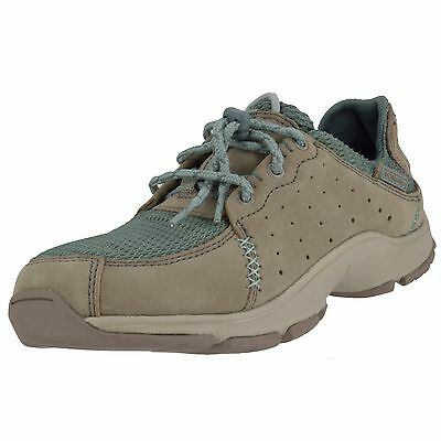 Columbia Sample Bl3481 Women's Zugo Mesh Trail Walking Lace Up Suede Shoes Us 7