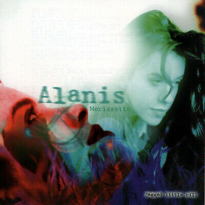 Alanis Morissette : Jagged Little Pill CD (1995) Expertly Refurbished Product