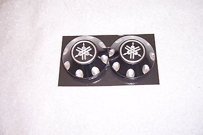 Yamaha Banshee The Nicest Sickest Atv Spindle Caps Black Anodized Billet