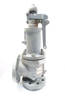Dresser 1910Jt-2-Xls1 Consolidated 300Psi 2-1/2 In 691Gpm Relief Valve D543547