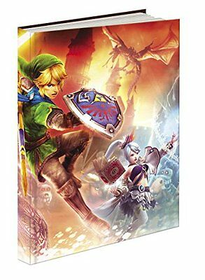 Zelda Hyrule Warriors: Prima Official Game Guide Collector's Edition