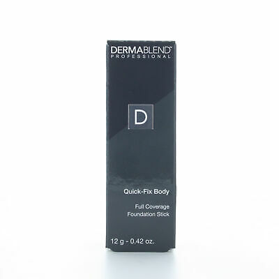Dermablend Quick Fix Body Sand 0.42oz/12g TESTER NEW IN BOX