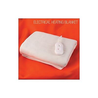 Couverture Chauffante Electrical Heating Blanket 150 x 80 cm - Neuf