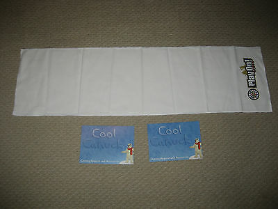 LOT WHOLESALE  6 HOCKEY CANADA GYM Cooling Towel 10 x 35  by Cool Canuck
