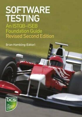 Software Testing: An ISTQB-ISEB Foundation Guide by Samaroo, Angelina Paperback