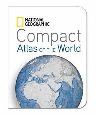 National Geographic Compact Atlas of the World by Geographic, National Book The