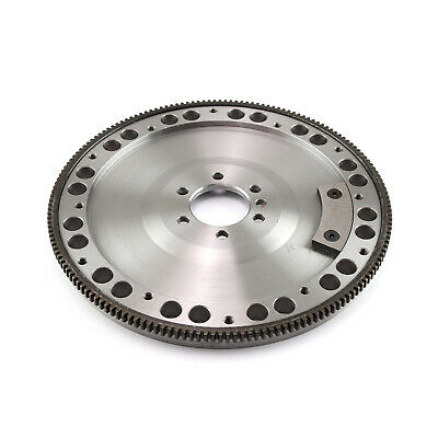 """fit Chevy SBC 350 2Pc Rms 168 Tooth 11"""" Billet Steel SFI Flywheel Int/Ext"""