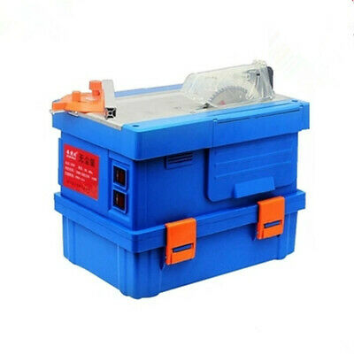 Dust Sawing Machine Table Saw Cutting Laminate Solid Wood Floor Multifunction