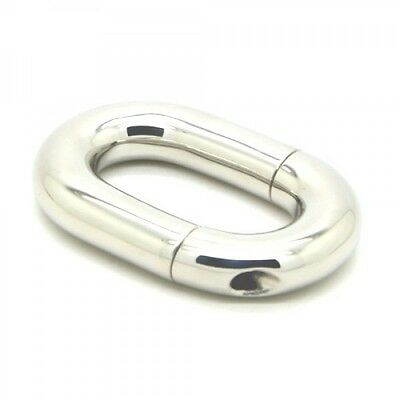 Oval Round Ball Stretcher, Stainless Steel Ellipse Ball,  New Donut Ball weights