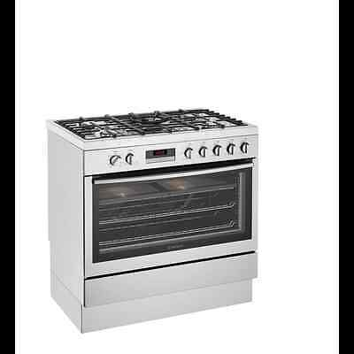 Westinghouse WFE914SA 90cm dual fuel freestanding cooker