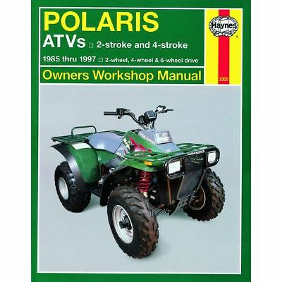 Workshop Manual Polaris ATV's 1985-1997