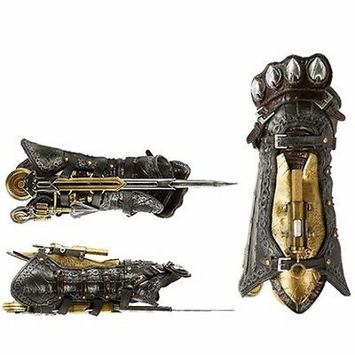 Assassin's Creed Syndicate Lama Phantom Hidden Blade Gauntlet Cosplay No Box