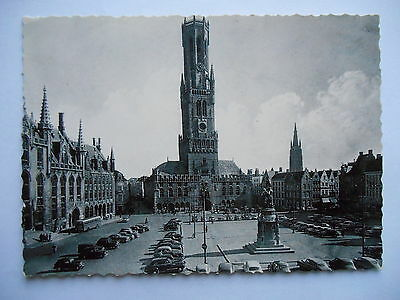 "CPSM ""Bruges - Grand place"""