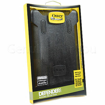 Genuine OtterBox Defender Hard Case Cover Stand for Samsung Galaxy Tab S 8.4""