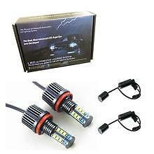 H8 120w LED Angel Eye Upgrade 6000k - BMW X5 E70 2007- Must Have Factory Xenons