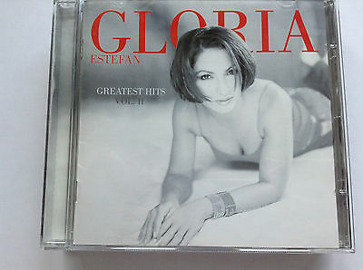 5099750163726 Greatest Hits Vol. II by Gloria Estefan (2004) FAST POST CD