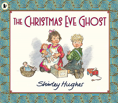 Christmas Eve Ghost by Shirley Hughes - New Book (paperback)
