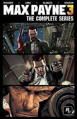 Max Payne 3 - The Complete Series New Book (Hardback)