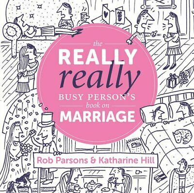 The Really Really Busy Person's Book on Marriage by Parsons, Rob Book The Cheap