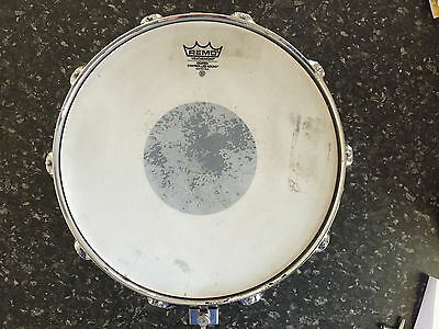 Gretsch Free Floating Maple Snare Drum 14 x 5.5 With Wooden Hoop