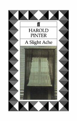 A Slight Ache by Pinter, Harold Paperback Book The Cheap Fast Free Post
