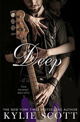 Deep (Stage Dive) by Scott, Kylie Book The Cheap Fast Free Post
