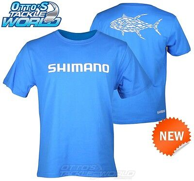 Shimano Corporate Tuna T-Shirt BRAND NEW at Otto's Tackle World