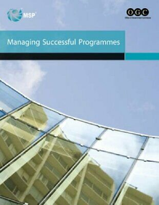 Managing successful programmes (Office of G... by OGC - Office of Gove Paperback