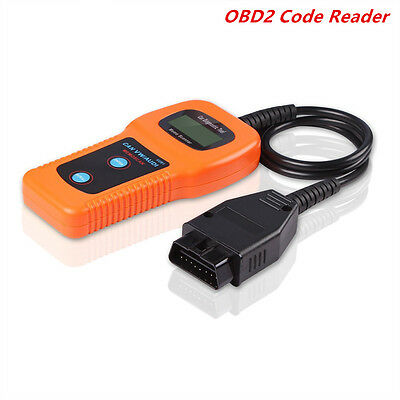 OBDII AirBag ABS SRS Engine Reset Auto Scanner Code Reader Diagnostic Reset Tool