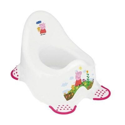 Peppa Pig Kids Toddler Toilet Training Steady Potty Seat