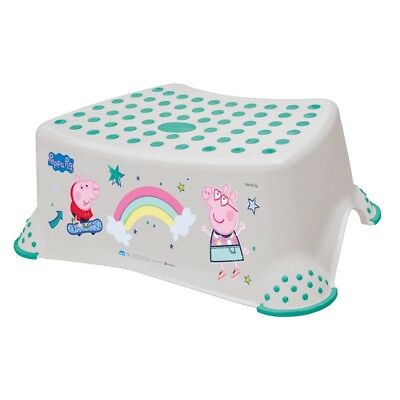 Peppa Pig Toddler Toilet Training Step Stool