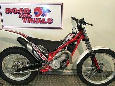 New 2017 Gas Gas 250 TXT Contact Trials Bike In Stock