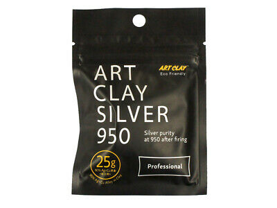 Art Clay Silver 950 Professional (PMC)  25 grams *Brand NEW to MARKET*