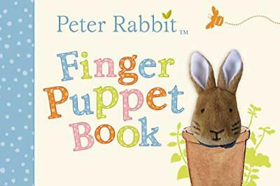 Peter Rabbit Finger Puppet Book (PR Baby books) by Potter, Beatrix Book The