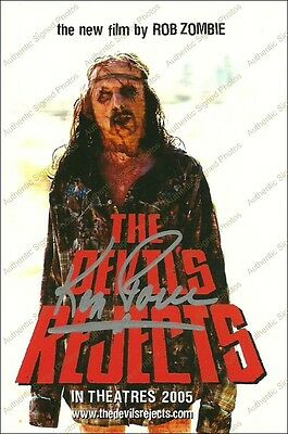 Ken Foree 'The Devils Rejects' Signed Card B