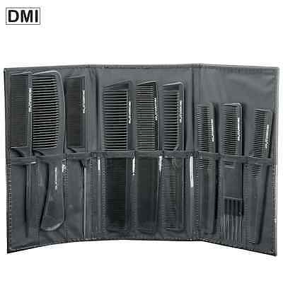 Salon Professional Hairdressing Carbon Antistatic Cutting Comb, DMI Carbon Combs