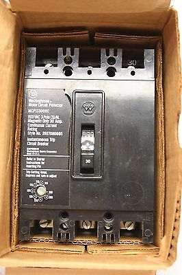 Westinghouse MCP13300RC Motor Circuit Protector **NEW IN BOX**